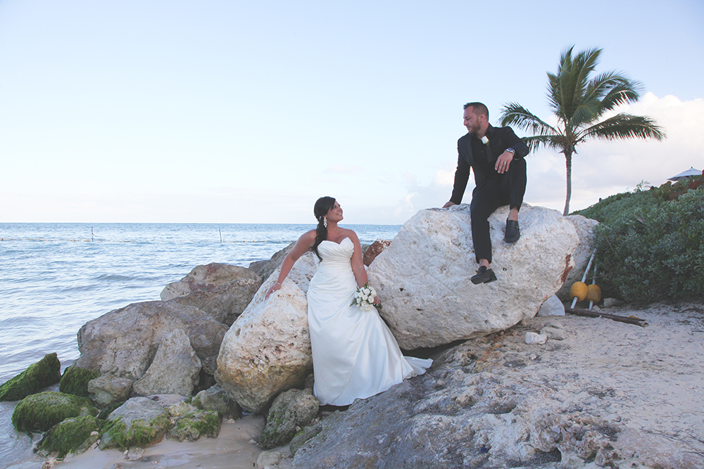 Dominican Republic Destination Wedding Photographer T+J