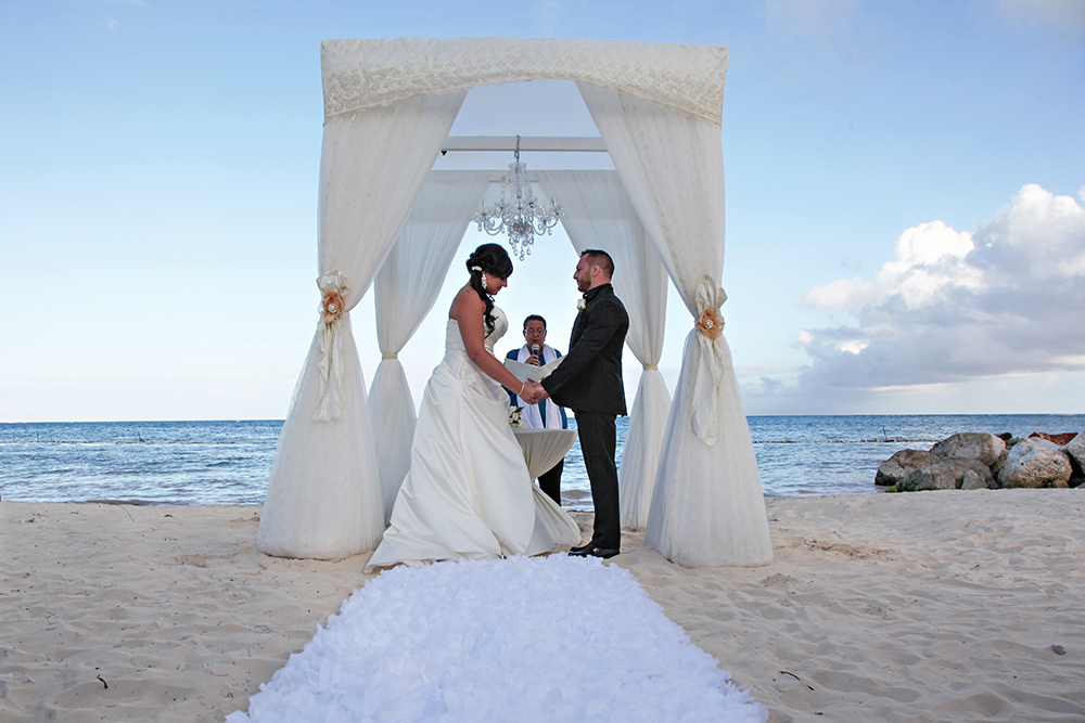 Dominican Republic Destination Wedding - Sanctuary Cap Cana