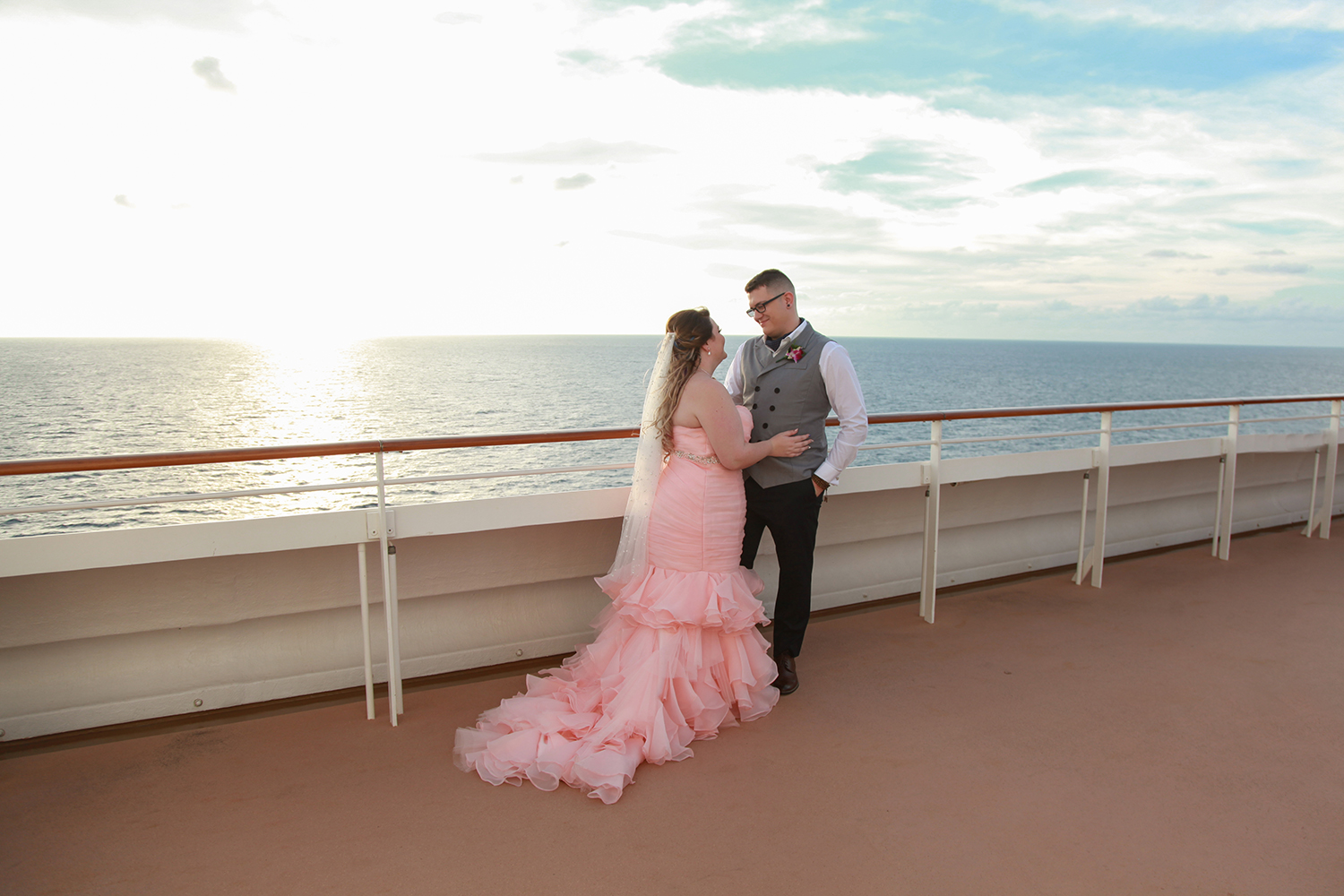 Disney Dream Destination Wedding